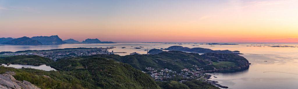 The city of Bodø. (Photo: Trond Kristiansen/Flick.com)