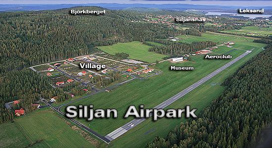 Siljan Airpark.