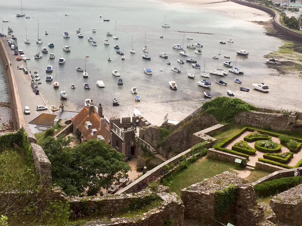 Gorey Castle.